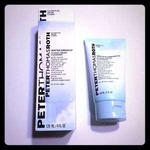 NIB Peter Thomas Roth water drench cloud cleanser